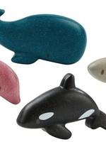 Plan Toys Set zeedieren