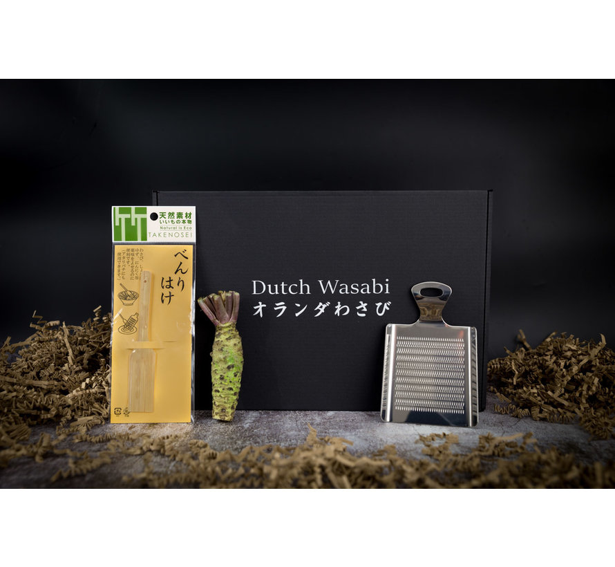 Dutch Wasabi Gift Pack