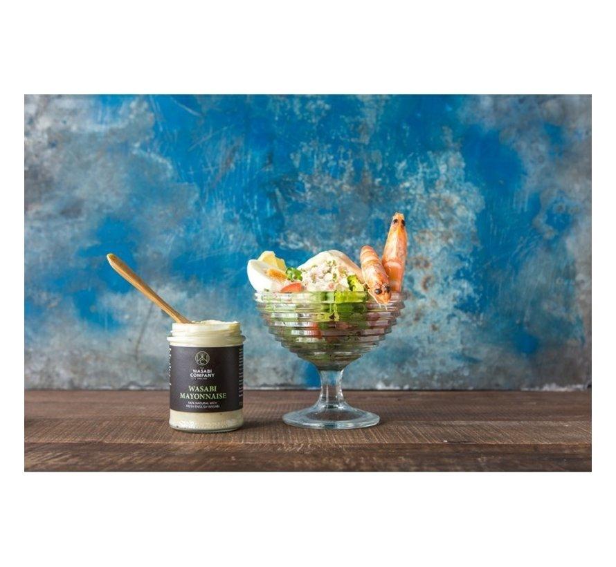 Wasabi mayonnaise  175g