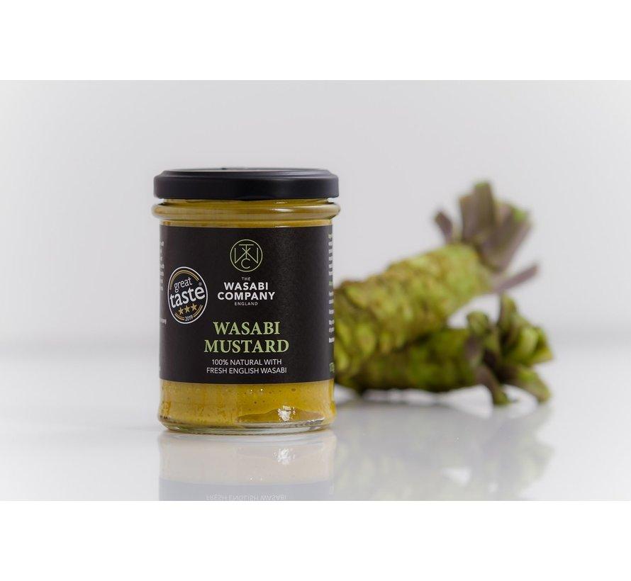 Wasabi mustard  175g