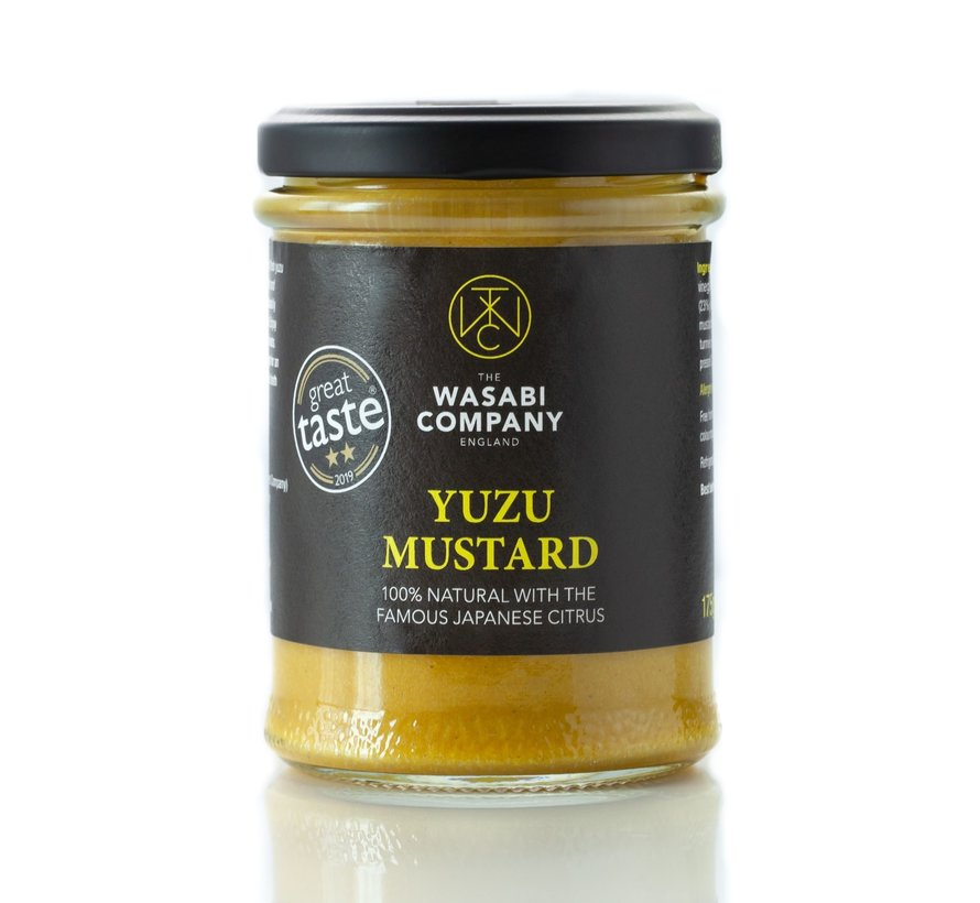 Yuzu mustard  175g