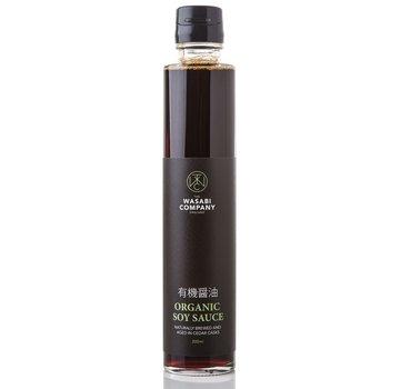 The Wasabi Company Organic soy sauce