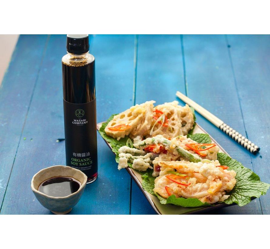 Organic soy sauce  200ml