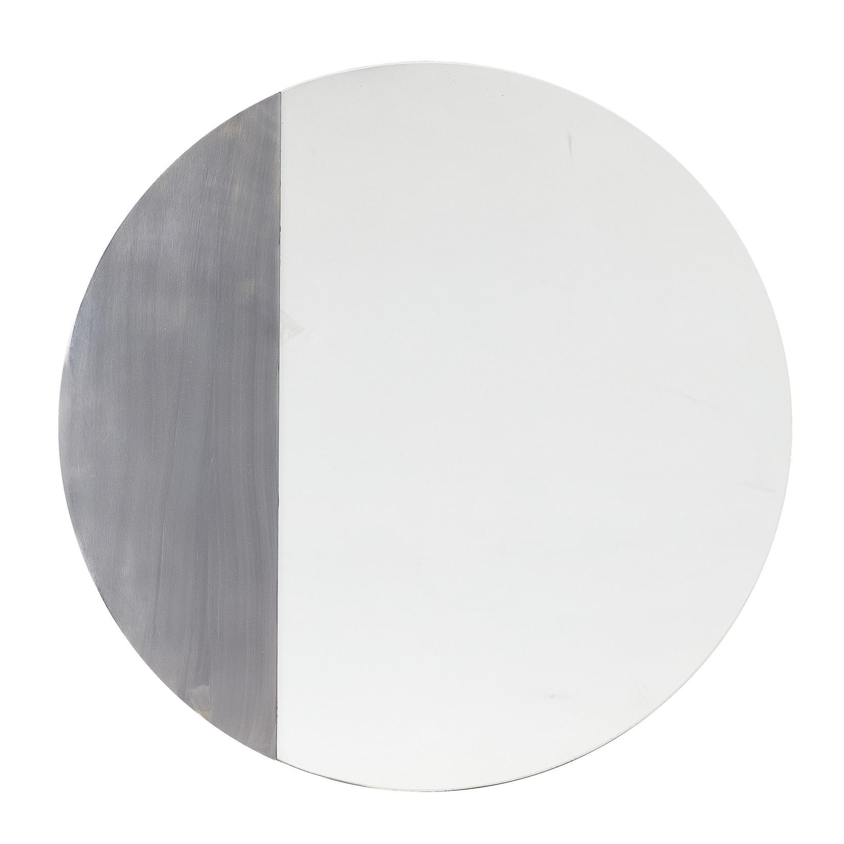 Bloomingville Spiegel Rond - Metaal