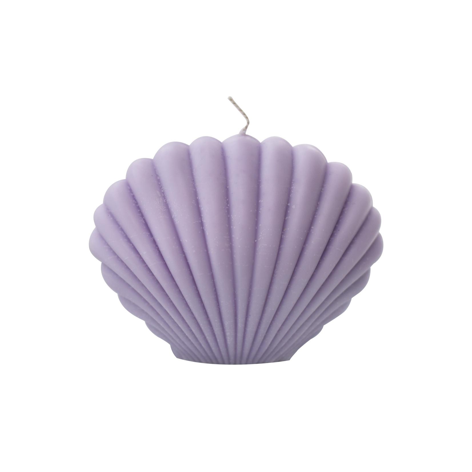 HANforum Kaars Shell - lila