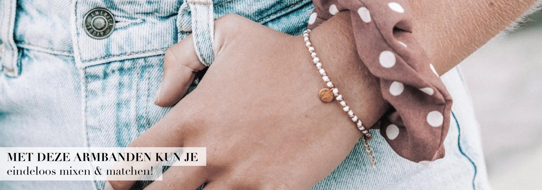 The Trend Girls - Lifestyle Armbanden