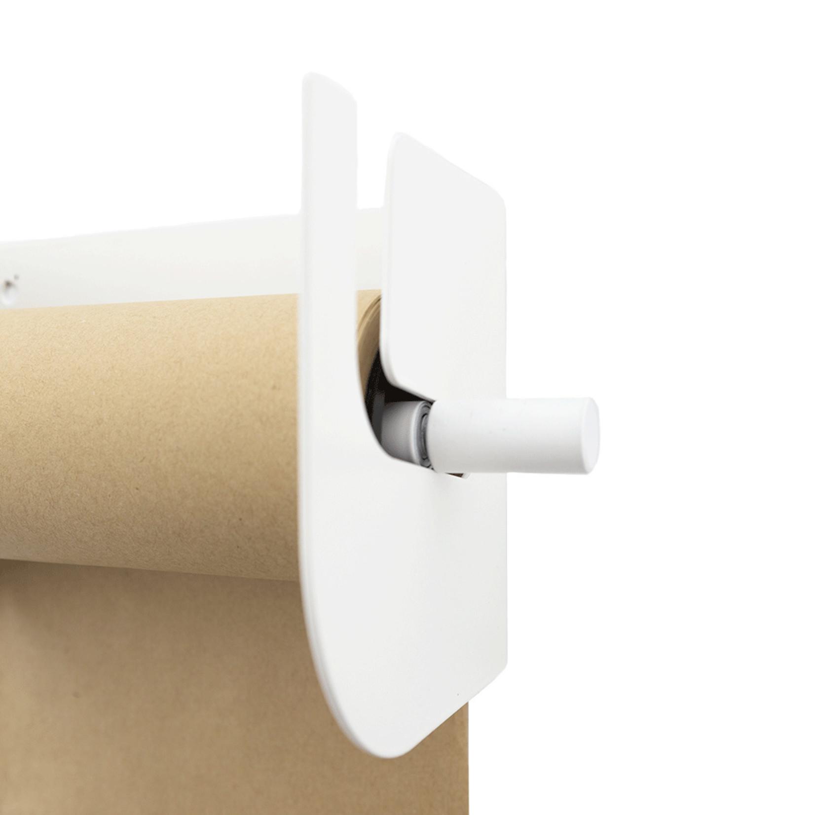 LEDR Wand Kraft Paper Roller - wit