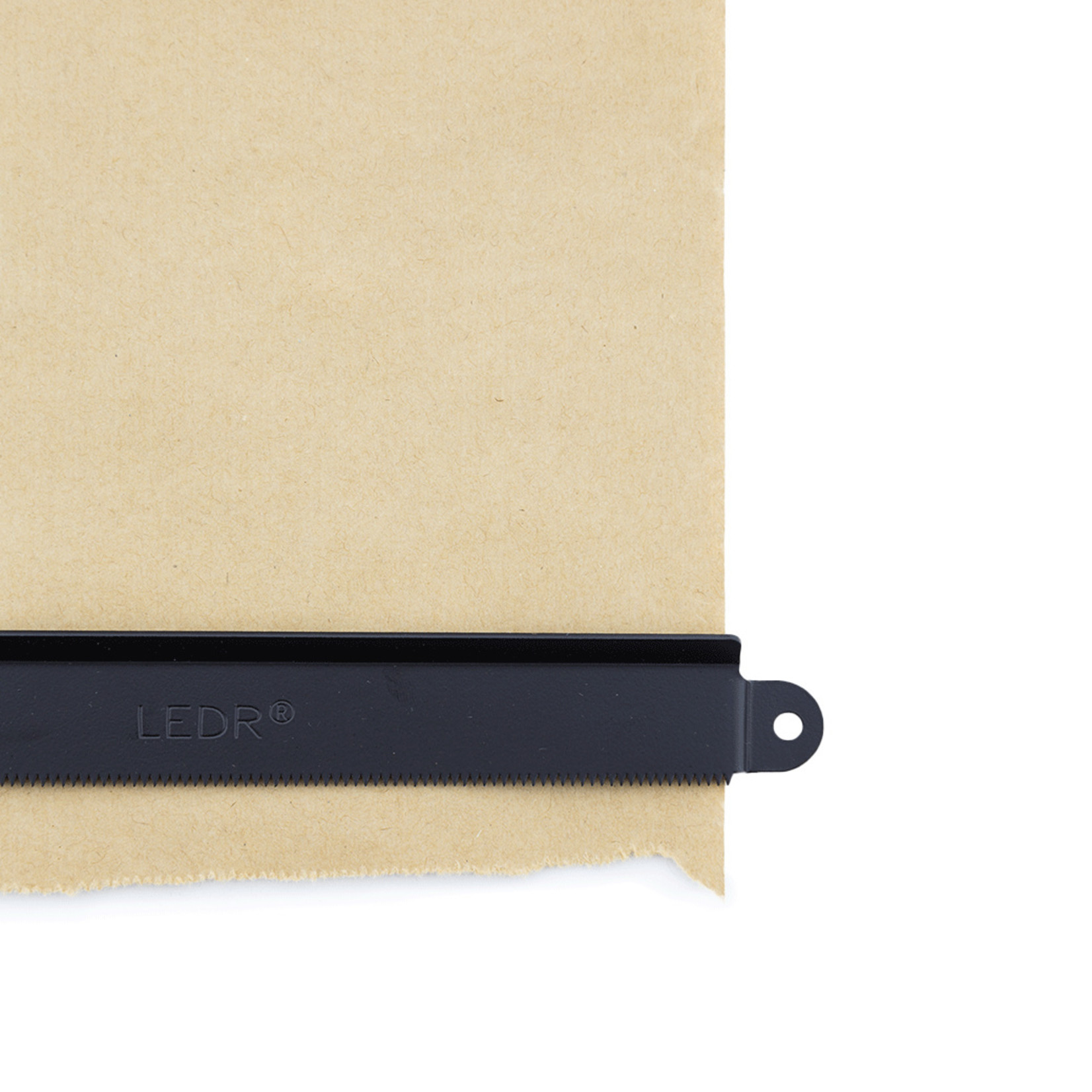 LEDR Wand Kraft Paper Roller - zwart