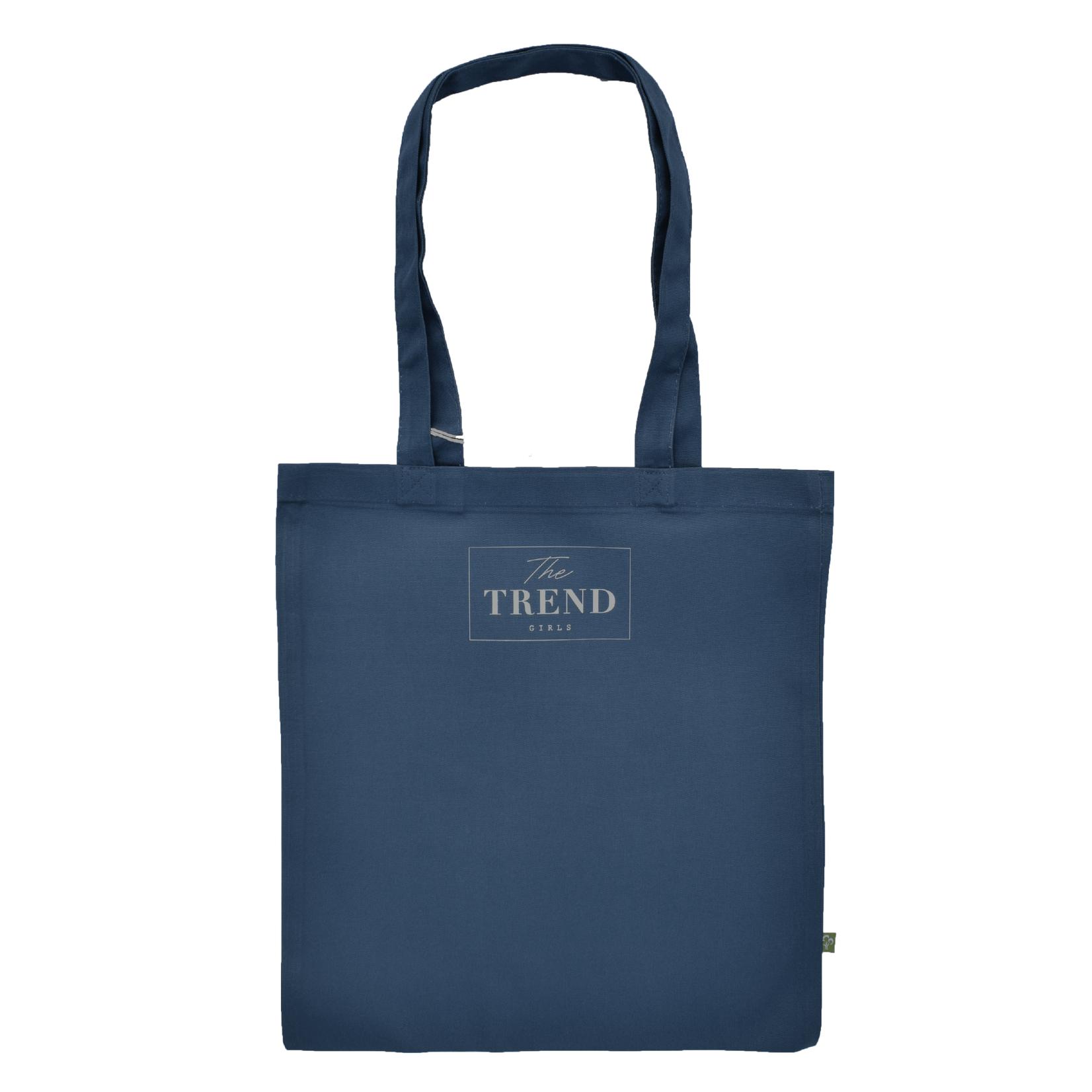 The Trend Girls Tas Sassy - blauw