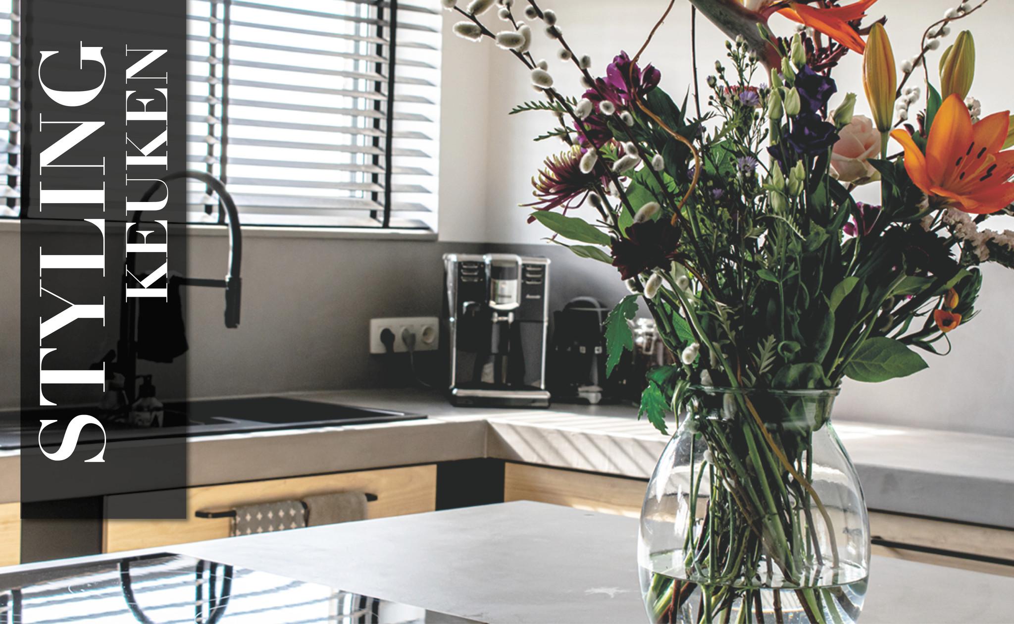 Styling | Styling van de keuken!