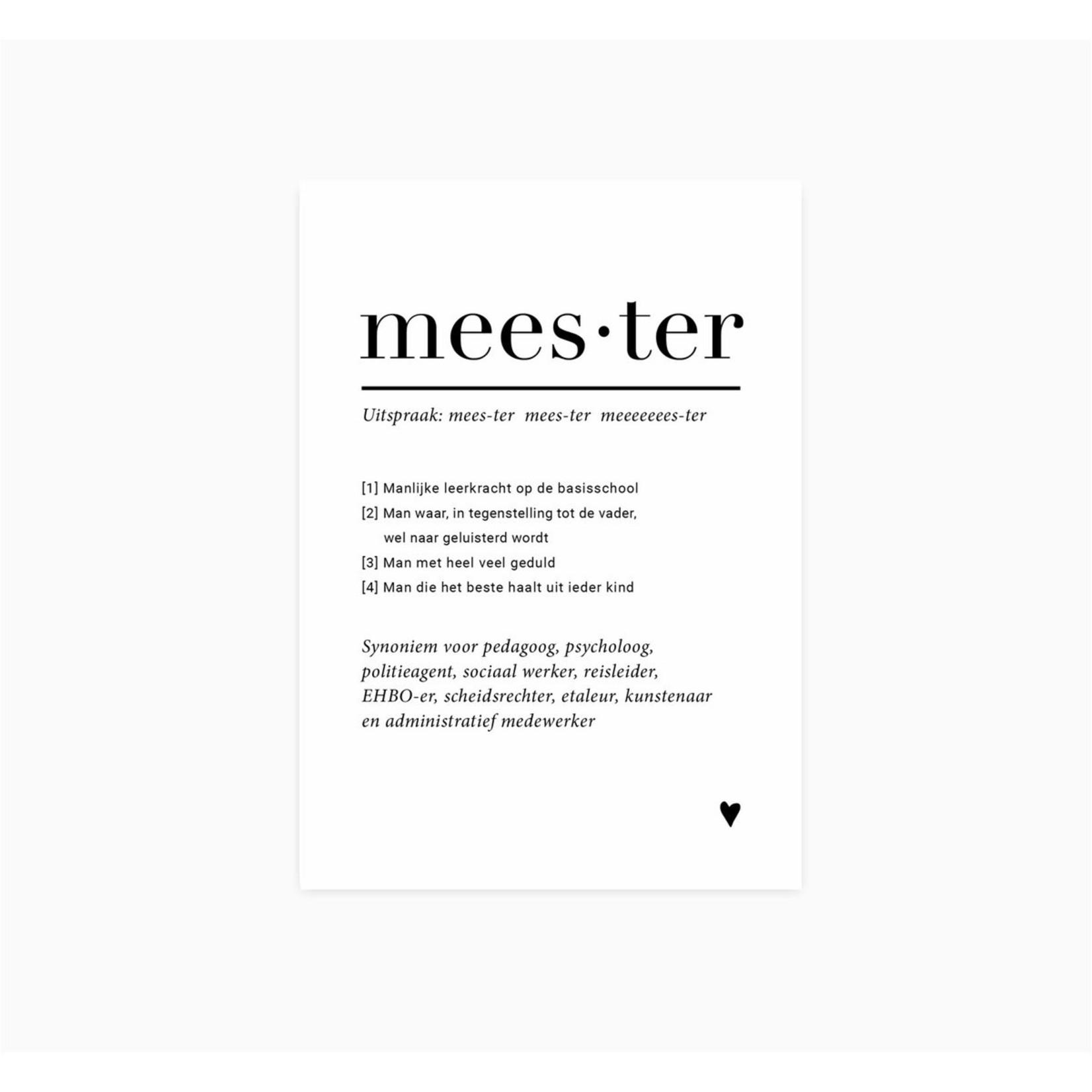 The Trend Girls Kaartje Meester