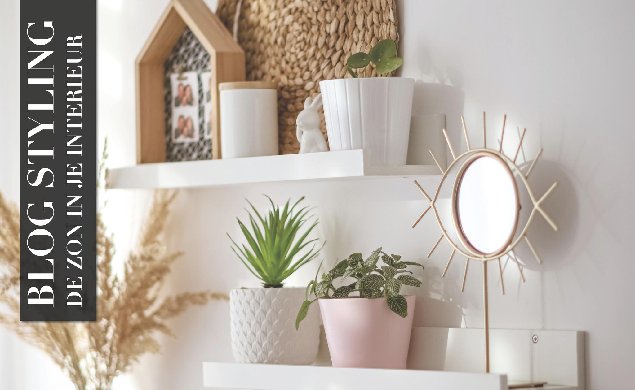 Laat de zon in je huis stralen!