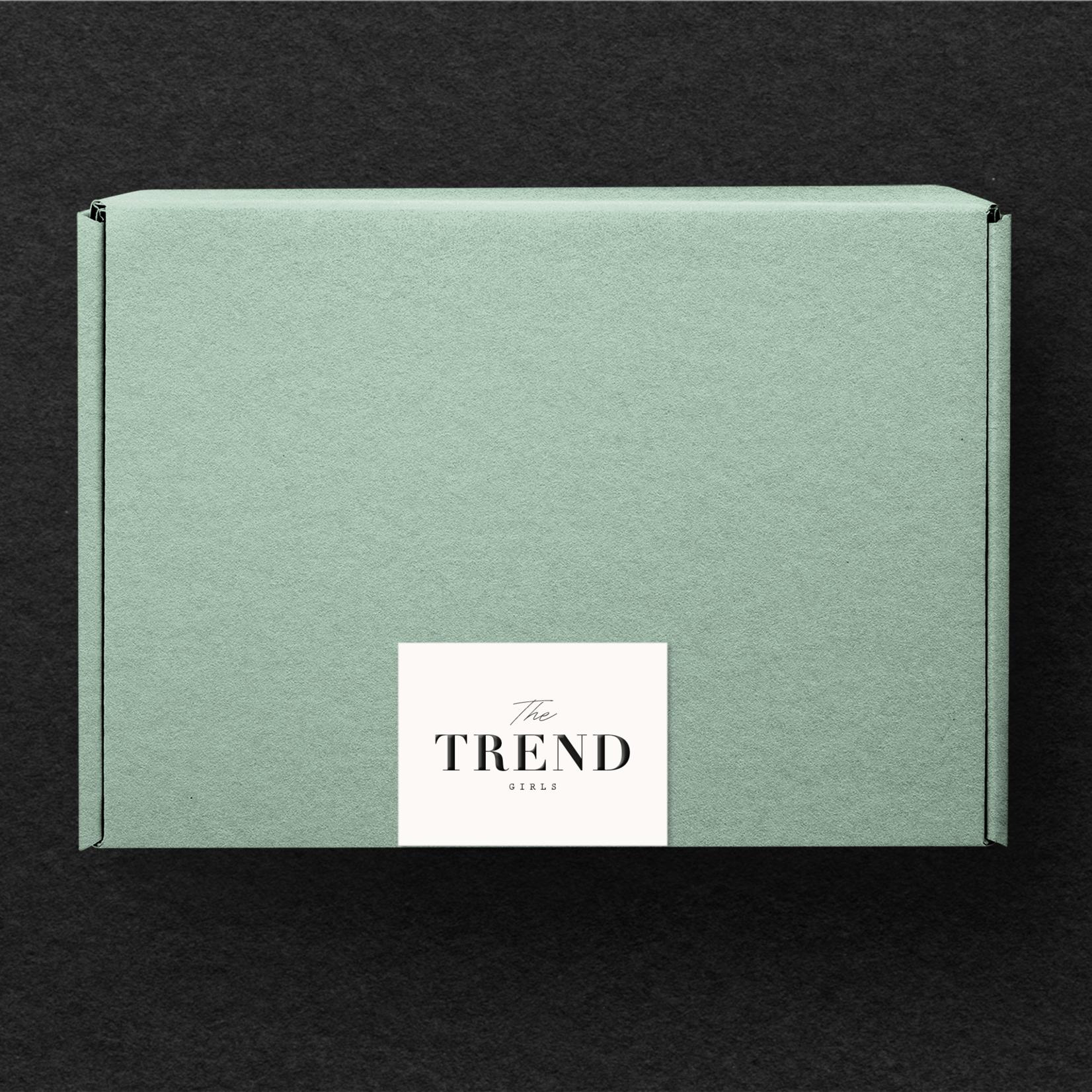 The Trend Girls Trendbox - Groen