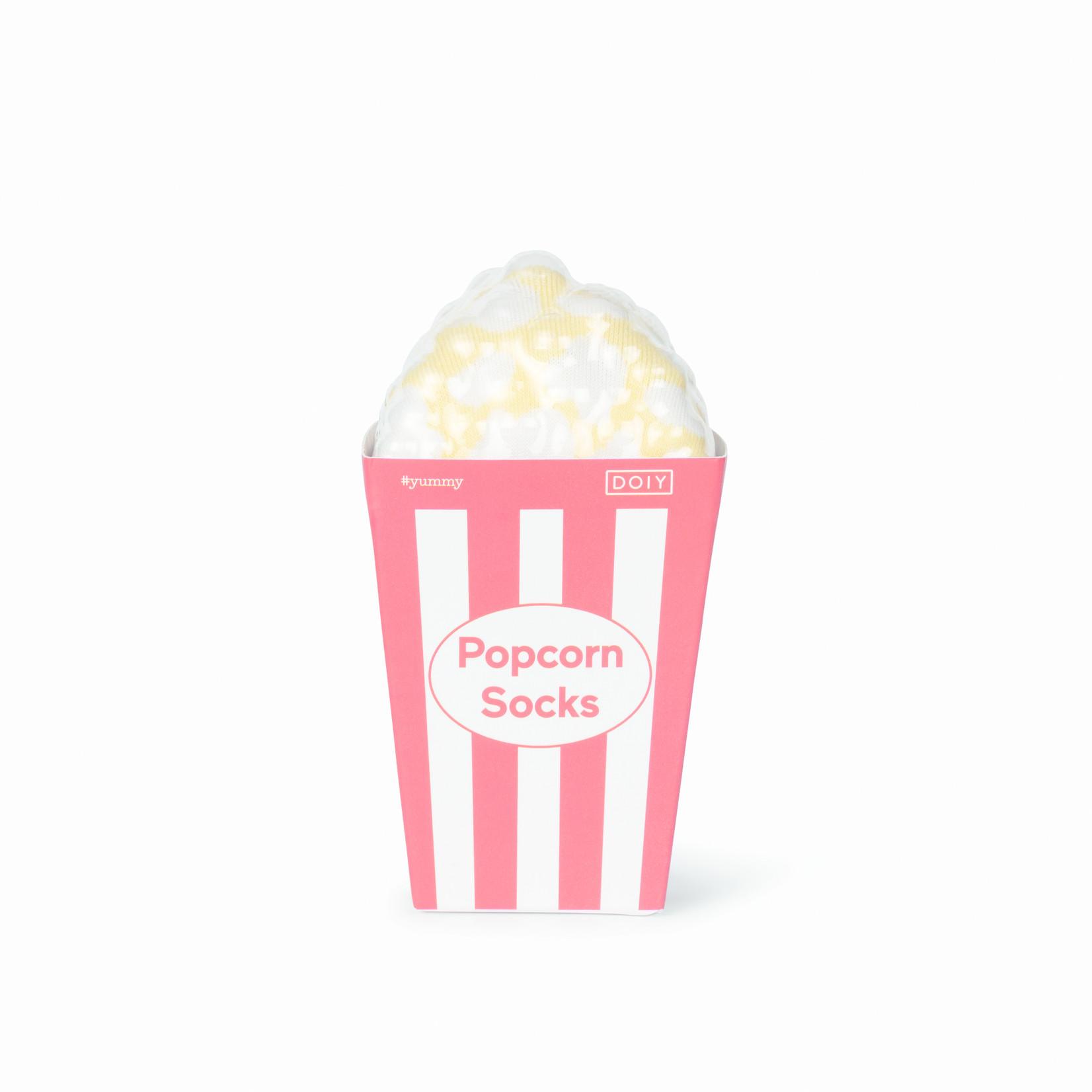 Doiy Popcorn - Sokken