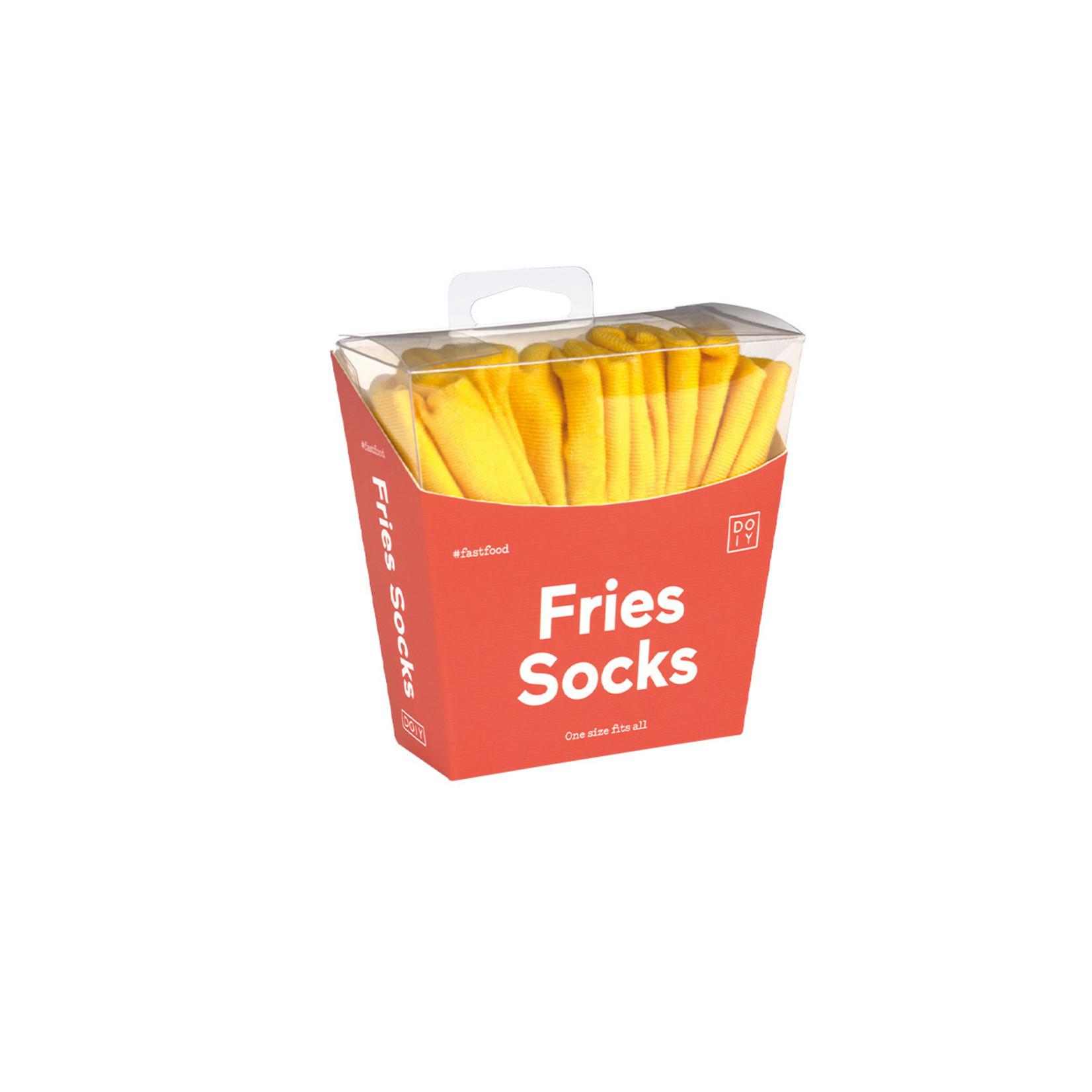 Doiy French Fries - Sokken