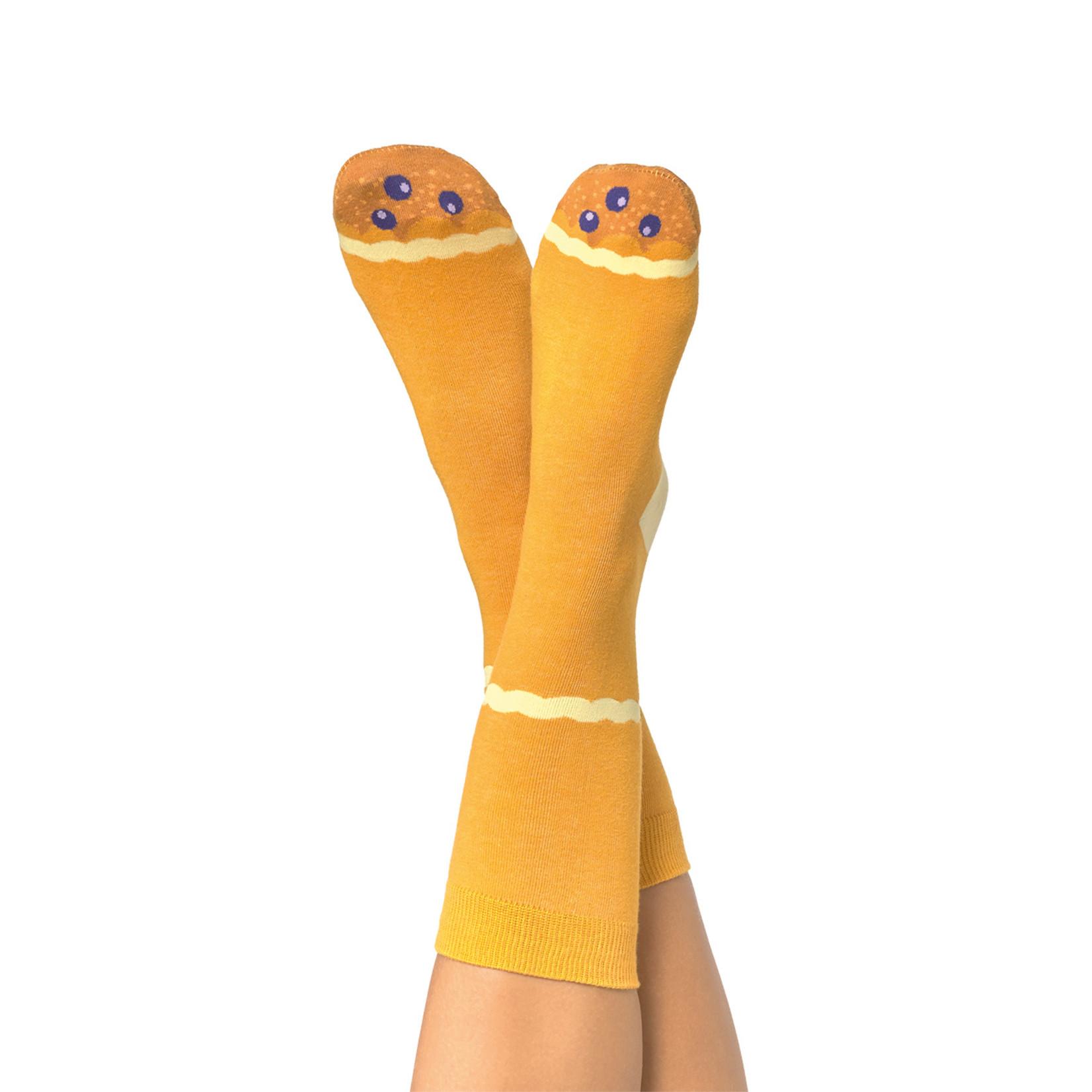 Doiy Pancake - Sokken