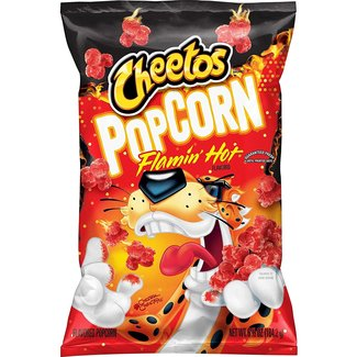 Cheetos Flamin' Hot Popcorn 184.2 g