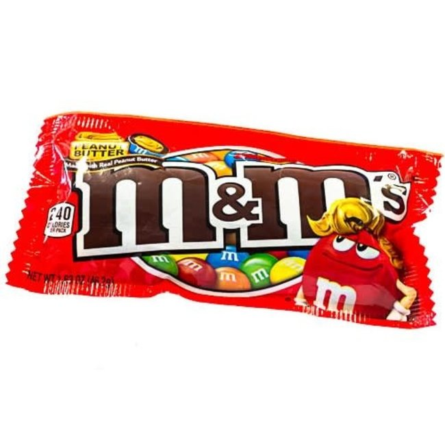 M&M's M&M's Peanut butter 46.2 gr
