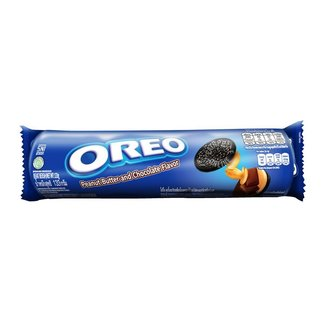 Mondelez International Oreo Roll Peanut Butter & Chocolate 137 gr.