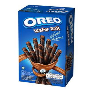 Mondelez International Oreo Wafer Roll Chocolate 54 gr.