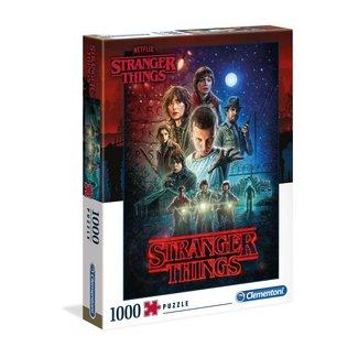 Clementoni Stranger Things Puzzle Season 1