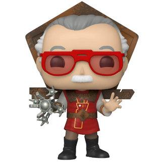 Funko Pop! Marvel: Stan Lee in Ragnarok Outfit