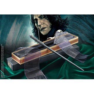 The Noble Collection Harry Potter Wand Professor Snape