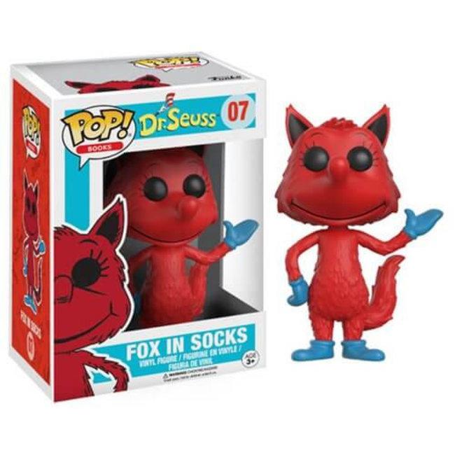 Funko Pop! Animation: Dr. Seuss: Fox In Socks