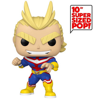 Funko Pop! Animation: My Hero Academia - All Might 10 inch Super Sized Pop