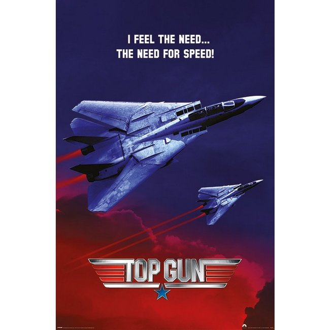TOP GUN THE NEED FOR SPEED
