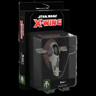 Fantasy Flight STAR WARS X-WING 2.0 SLAVE I EXPANSION P.