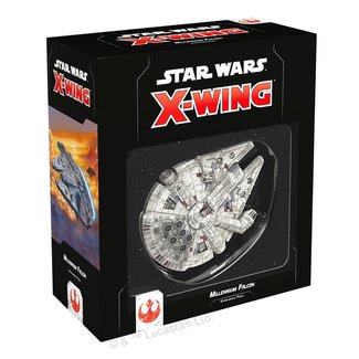 Fantasy Flight STAR WARS X-WING 2.0 MILLENNIUM FALCON