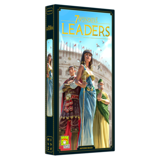 Repos production 7 WONDERS V2 LEADERS NL