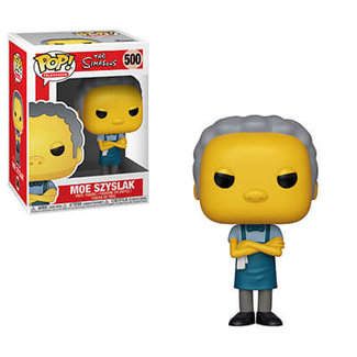 Funko Pop! Cartoons: The Simpsons - Moe