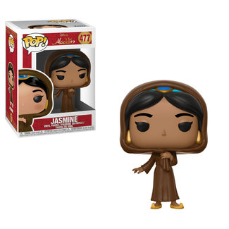 Funko Pop! Disney: Aladdin - Jasmine in Disguise