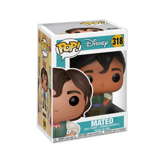 Funko Pop! Disney: Elena of Alvalor - Mateo