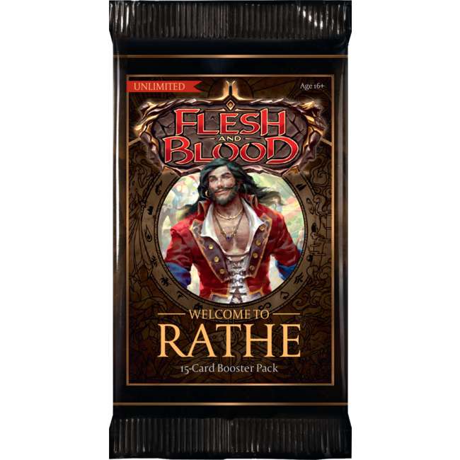 Legend Story Studios FLESH AND BLOOD WELCOME TO RATHE UNLIMITED BOOSTER