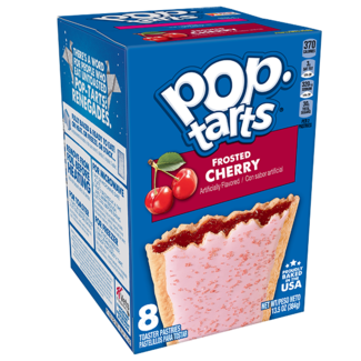 Kellogg's Pop Tarts - Frosted Cherry