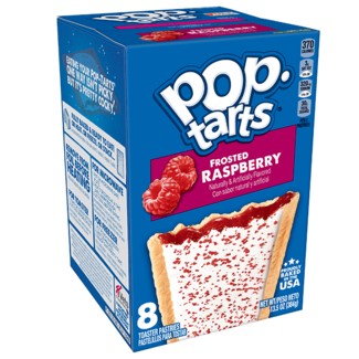 Kellogg's Pop Tarts - Frosted Raspberry