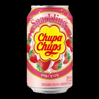 Chupa Chups Chupa Chups Sparkling Strawberry Cream Soda
