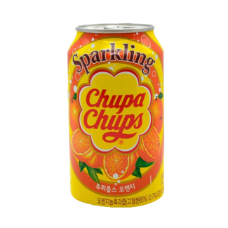 Chupa Chups Chupa Chups Sparkling Orange Soda