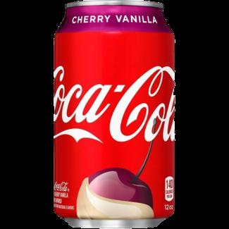 Coca-Cola Coca-Cola Cherry Vanilla Coke Soda