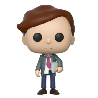 Funko Pop! Cartoons: Rick and Morty - Lawyer Morty