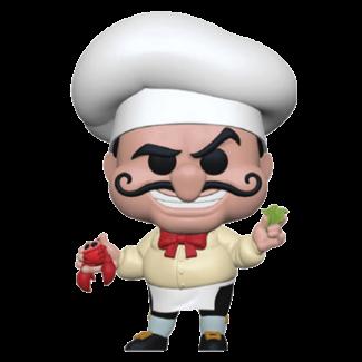 Funko Pop! Disney: Little Mermaid - Chef Louis