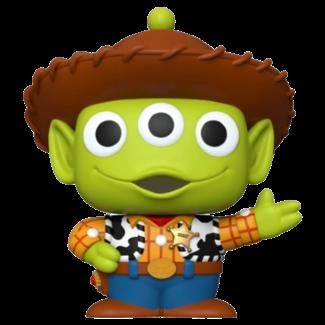 Funko Pop! Disney: Pixar Alien Remix - 10 inch Alien as Woody