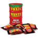 Candy Dynamics Toxic Waste Red Sour Candy Drum 42 gr.