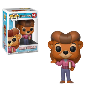 Funko Pop! Disney: Tale Spin - Rebecca Cunningham