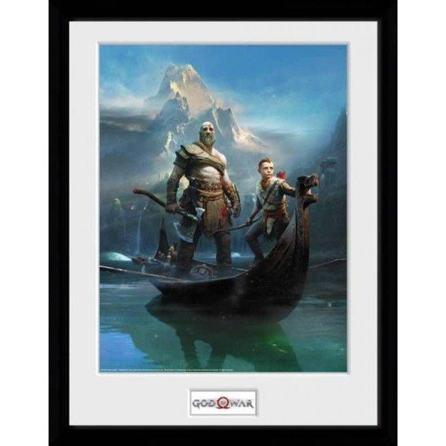 God Of War: Key Art