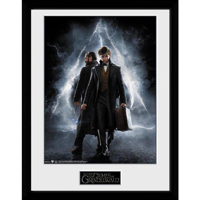 Fantastic Beasts 2: Newt Scamander & Dumbledore