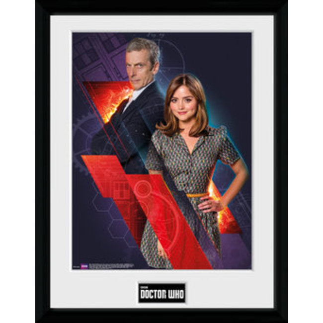 Doctor Who: Clara & Doctor
